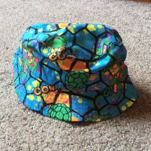 Teenage Mutant Ninja Turtle bucket hat
